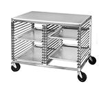 """Channel 565/P Front Loading Bun Pan Rack w/ 30-Pan Capacity & 1.5"""" Spacing, Aluminum"""