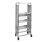 "Channel 571AC Side Loading Bun Pan Rack w/ 39-Pan Capacity & 1.5"" Spacing, Aluminum"