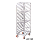Channel AXD1830 Front Loading Bun Pan Rack w/ 30-Pan Capacity & 2-in Spacing, Aluminum