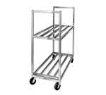 Channel BBT-2 Box Transport Truck w/ 34-in Spacing, Aluminum