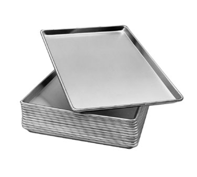 Channel BP-1 Bun Pan w/ Rolled Edge, Aluminum