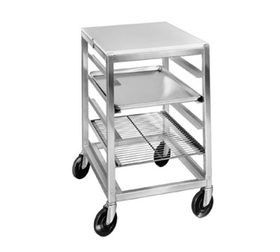Channel BPRE-6/P Front Loading Bun Pan Rack w/ 7-Pan Capacity & 3.5-in Spacing, Aluminum