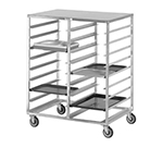 "Channel CTR1520 Side Loading Tray Rack w/ 36-Tray Capacity for 15x20"" Tray & 5"" Spacing, Aluminum"