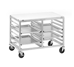 "Channel DS2414/P Front Loading Bun Pan Rack w/ 14-Pan Capacity & 3"" Spacing, Aluminum"