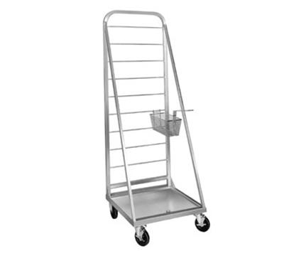 Channel FBR-18 Fry Basket Rack w/ 18-Basket Capacity, Aluminum