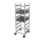 Channel GRR-6 Dish Rack w/ 10-Rack Capacity For 20x20-in Rack & 6-in Spacing, Aluminum