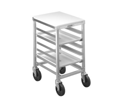 Channel HT307 Bun Pan Rack w/ 7-Pan Capacity & 3-in Spacing, Aluminum