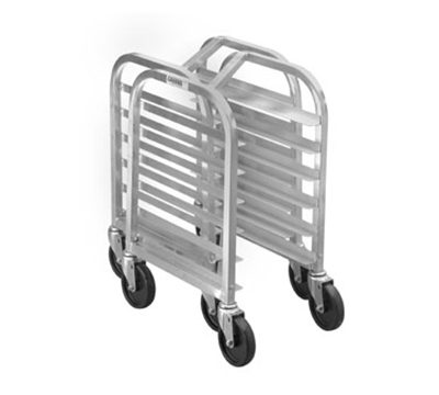 Channel HT315N Nesting Bun Pan Rack w/ 15-Pan Capacity & 3-in Spacing, Aluminum