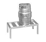 Channel KDR136 Rack w/ 2-Keg Capacity, Aluminum