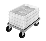 Channel PBD Pizza Box Dolly, Aluminum