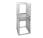 "Channel RIR-16 Front Loading Reach In Rack w/ 16-Tray Capacity & 3"" Spacing, Aluminum"