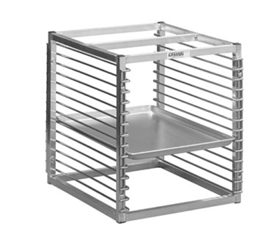 "Channel RIW-29 20.5""W 29-Sheet Pan Rack w/ 1.5"" Lip Load Slides"