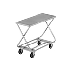 Channel STKG100 32-in Mobile Stocking Cart w/ No Handle, 17x40-in, Steel