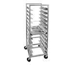 "Channel STPR-5 End Loading Steamtable Pan Rack w/ 24-Pan Capacity & 5"" Spacing, Aluminum"
