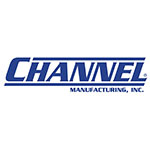 "Channel AXD517P 70"" Platter Rack w/ 10-Platter Capacity for 10.5"" Platter & 6"" Spacing, Aluminum"