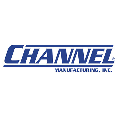 Channel KS142 42-in Back Stop For Keg Storage Rack