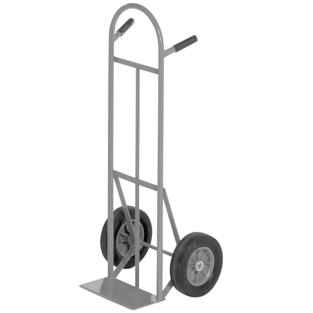 "Channel RHTDP8 550-lb Hand Truck - 52"" x 13.5"" x 7"", Steel"