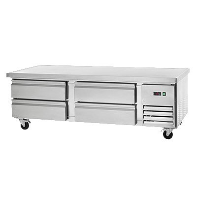 "Arctic Air ARCB72 74"" Chef Base w/ (4) Drawers - 115v"