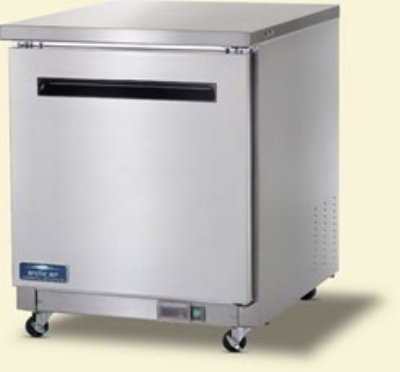Arctic Air AUC27F 6.5-cu ft Undercounter Freezer w/ (1) Section & (1) Door, 115v