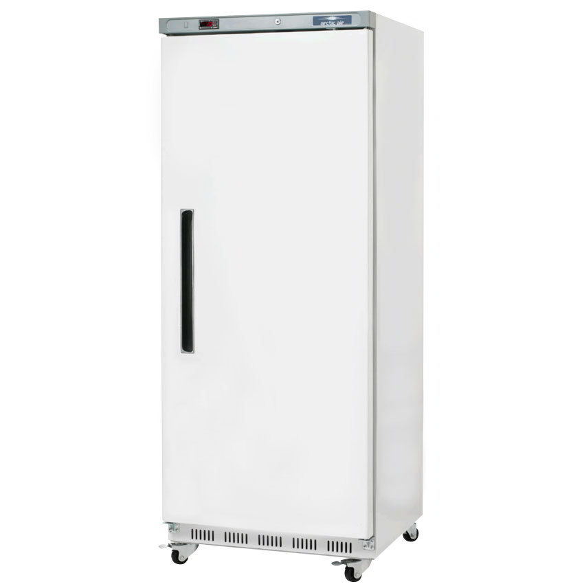 "Arctic Air AWR25 30.75"" Single Section Reach-In Refrigerator, (1) Solid Door, 115v"