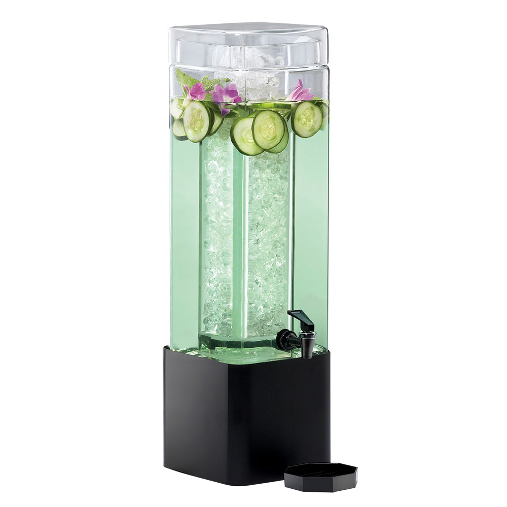 CAL-MIL 1112-1A-13 1.5-gal Beverage Dispenser w/ Ice Cham...