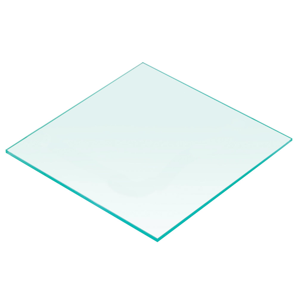 Cal-Mil 14351616 Acrylic Elevation Riser Shelf, 16 x 16""