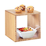 "Cal-Mil 1929-12-60 Library Cube - 12"", Bamboo"