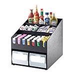 Cal-Mil 2044 Classic Condiment Organizer - 15-7/8x19-1/4x16-3/4