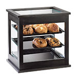 "Cal-Mil 284-96 Frame Display Case - 21-x16-1/4x22-1/2"", Midnight"