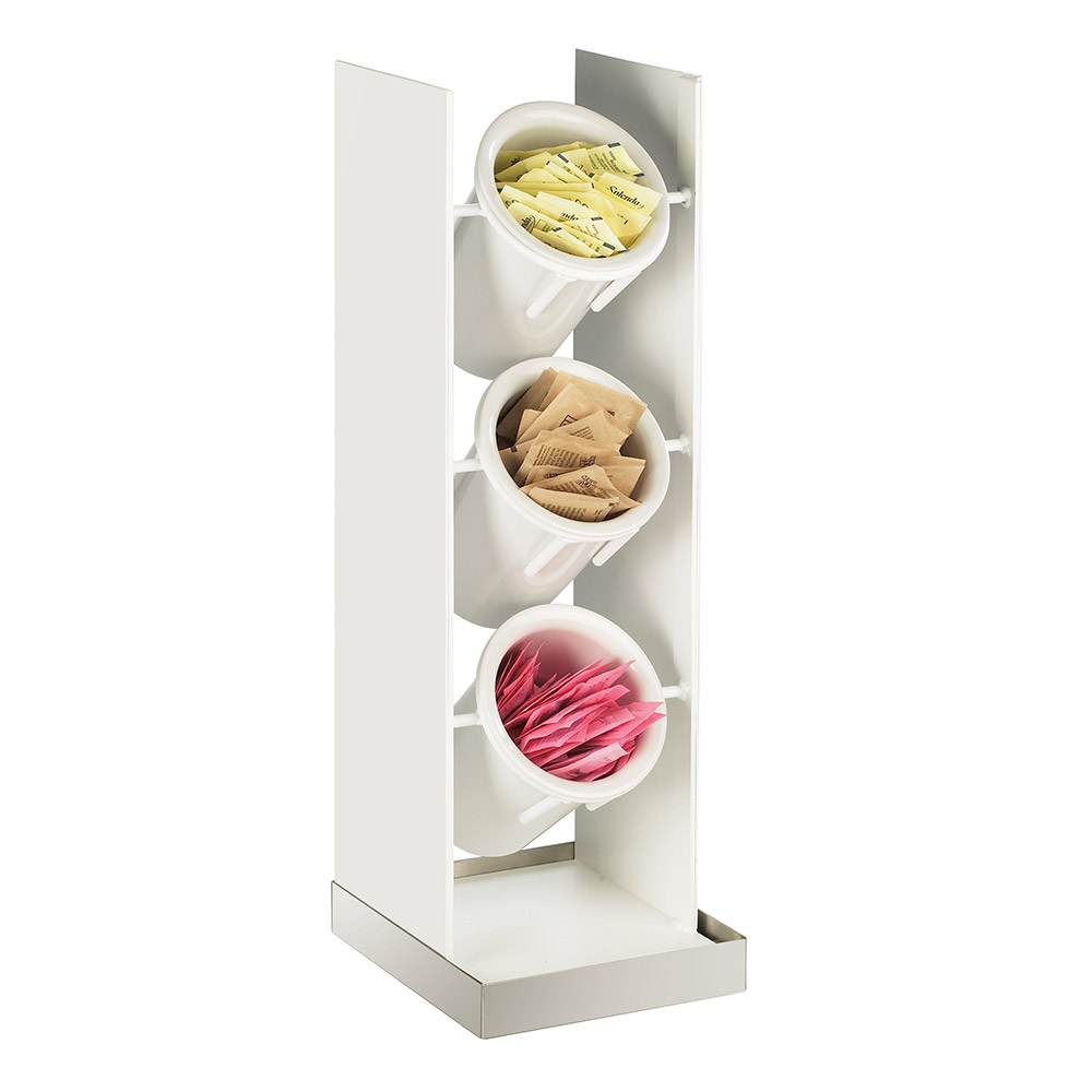 CAL-MIL 3010-55 3-Tier Luxe Vertical Cylinder Holder Only...