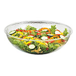 "Cal-Mil 401-24-34 24"" Salad Bowl w/ 44-qt Capacity, Pebble Acrylic"