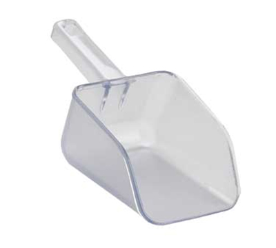 Cal-Mil 1029-64 64-oz Clear Polycarbonate Scoop