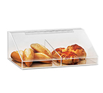 Cal-Mil 1201 Bin Or Case Topper, 18.5 x 13 x 6-in High, Clear Acrylic