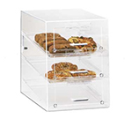 Cal-Mil 124 Countertop Display Case w/ 3-Self Serve Front Doors & 3-