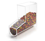 Cal-Mil 1737 Condiment & Toppings Bin, 4.12x12x11""