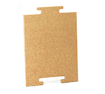 "Cal-Mil 2035-212-14 12"" Bread Board - Middle, Natural"