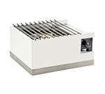 Cal-Mil 3023-55 Luxe Butane Burner Housing - White, Stainless Steel
