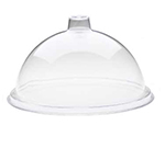 Cal-Mil 311-12 12-in Dome Type Gourmet Cover, Clear Acrylic