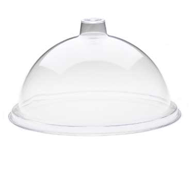 Cal-Mil 311-10 10-in Dome Type Gourmet Cover, Clear Acrylic