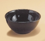 "Cal-Mil 418-8-13 8"" Bowl for Bella Arte Stand 908-8, Black"