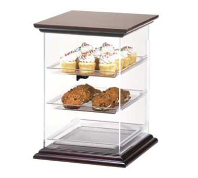 Cal-mil 814-1-52 Counter Display w/ (3) 10 x 14-in Trays, 14 x 17.5 x 19.25-in High
