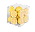 "Cal-Mil CC306 Display Cube Riser - 6"", Acrylic, Clear"