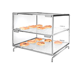 Cal-Mil PC200-39 2-Tier Gourmet Pastry Case - Clear,