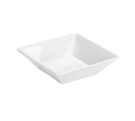 Cal-Mil PP251 36-oz Square Bowl - Porcelain, Bright White
