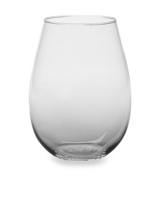 Ravenscroft SL-79 17-oz Crystal Stemless Bordeaux Cabernet Merlot Wine Glass