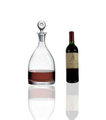 Ravenscroft W3100-3000 120 oz. Monticello Double Magnum Decanter