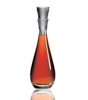 Ravenscroft W3675 15 oz. Tear Drop Wine Saver Decanter