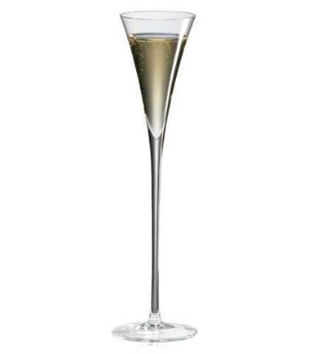 Ravenscroft W3973-0160 6 oz. Flute Long Stem Champagne Glass