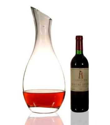 Ravenscroft W5949-3000 104 oz. Cristoff Double Magnum Decanter