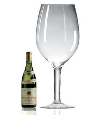 Ravenscroft W6079-8000 336 oz. Maxi Bordeaux Glass